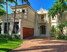 Mediterranean Estate in Bal Harbour - $4,950,000