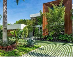 Bal Harbour Contemporary Tropical Mansion - $4,995,000