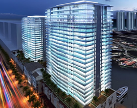 Parque Towers - Sunny Isles - Luxury Condos - starting at $1,000,000
