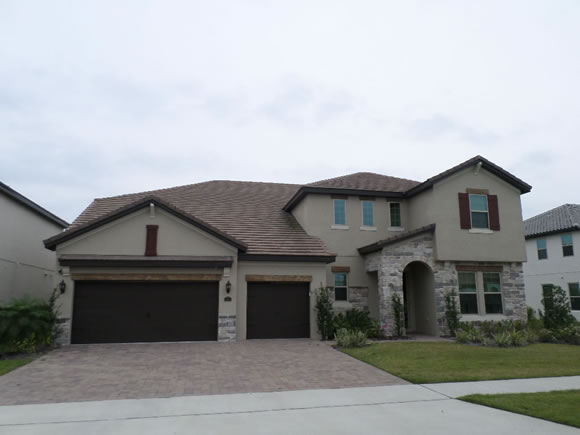 Luxury Lakefront Pool Home in Parkside - Dr.Philips - $1,189,000