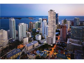 BRICKELL FLATIRON - Luxury Condo Ready in 2018 - Brickell / Downtown Miami - $1,000,000