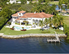 House in GABLES ESTS, Coral Gables, Miami-Dade County, FL - $35,000,000.