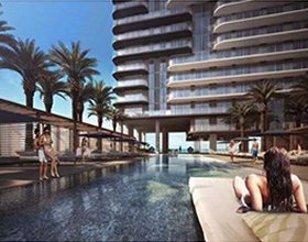 Hyde Midtown New Luxury Condo - Ready in 2017 - Can Rent 12 times per year - $874,900