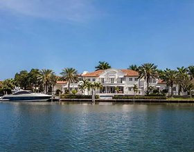 House in GABLES ESTATES, Coral Gables, Miami-Dade County, FL - $16,250,000