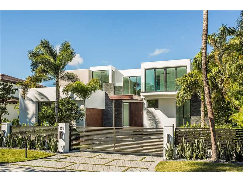 Brand New Luxury Mansion In Bal Harbour - Miami Beach - $5,659,000