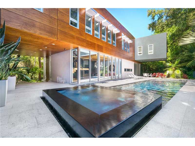 Modern Luxury 4BR Home In Coconut Grove - Miami-$6,950,000
