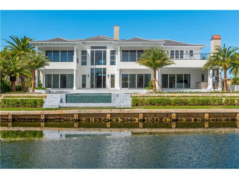 New Waterfront Estate in Coral Gables - Miami- $8,300,000