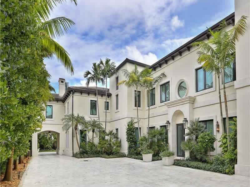 Mansion on Biltmore Golf Course - Coral Gables - Miami-$5,850,000