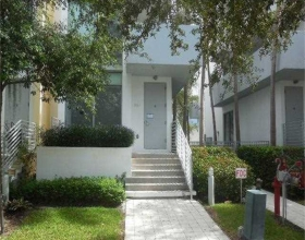 Modern 3BR Townhouse with private 2 car garage in Miami Beach - $588,000