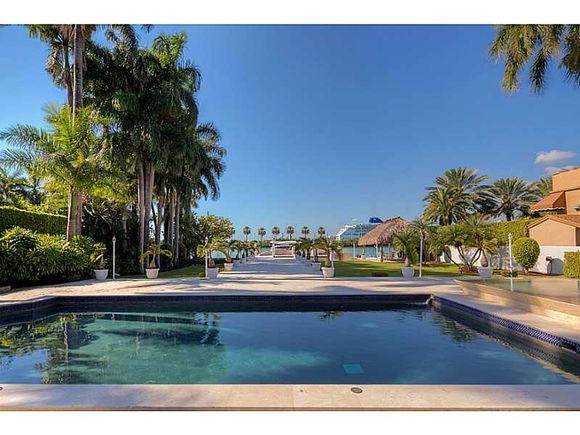 Luxury Home in Palm Island-Miami Beach-$12,900,000