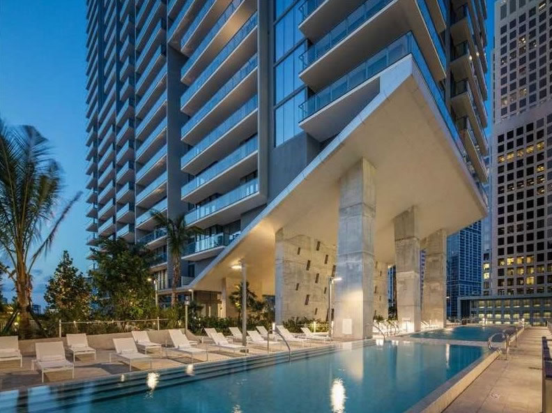 Brickell City Centre New 3Br Condo - Downtown Miami $1,300,000