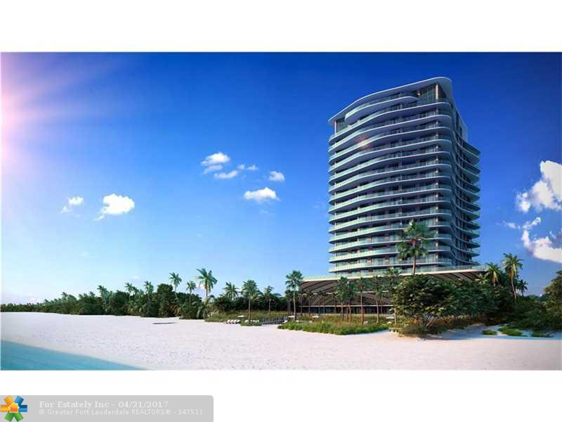 Sabbia Beach - Beachfront Ultra Luxury Condos For Sale In Pompano Beach - $2,000,000