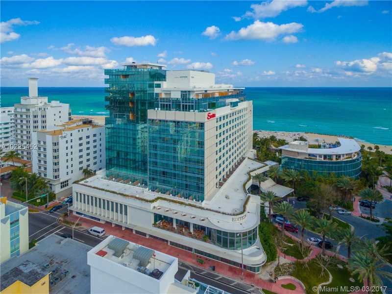 Penthouse at Edition Residences - South Beach $10,900,000