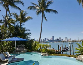 House in HIBISCUS ISLAND, Miami Beach, Miami-Dade County, FL - $18,000,000
