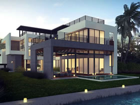 Waterfront Luxury Home for sale on Pine Tree Drive - Miami Beach $9,000,000