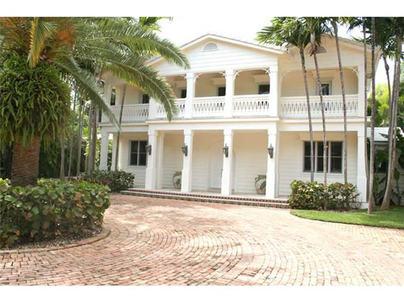 Mansion for sale on the famous Star Island - Miami Beach $40,000,000