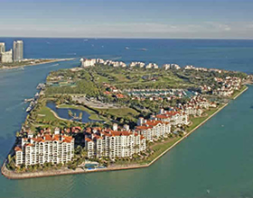 Condo/Town Home - Bayview at Fisher Island - $14,000,000