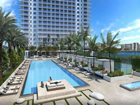 New Luxury Apartments at Hyde Beach House - Hallandale Beach - Miami - $605,900